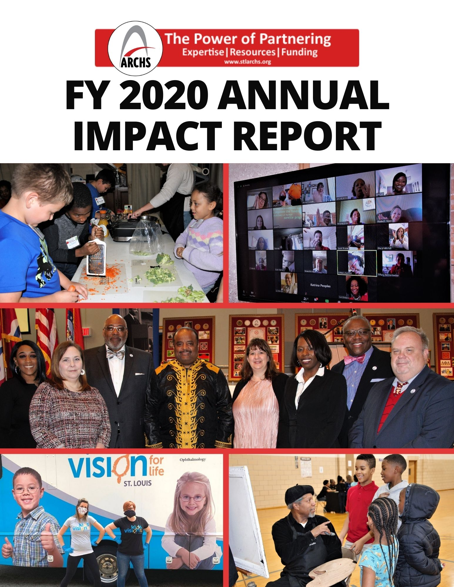 ARCHS FY 2020 Annual Impact Report